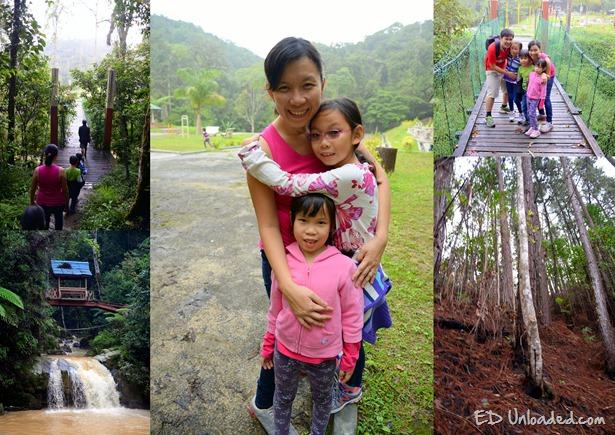 nature trail cameron