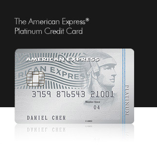American Express Platinum Benefits!