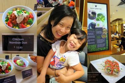 Family Time at Plaza Singapura