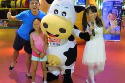 World School Milk Day with MARIGOLD
