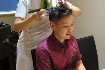 Prevent Hair Loss!