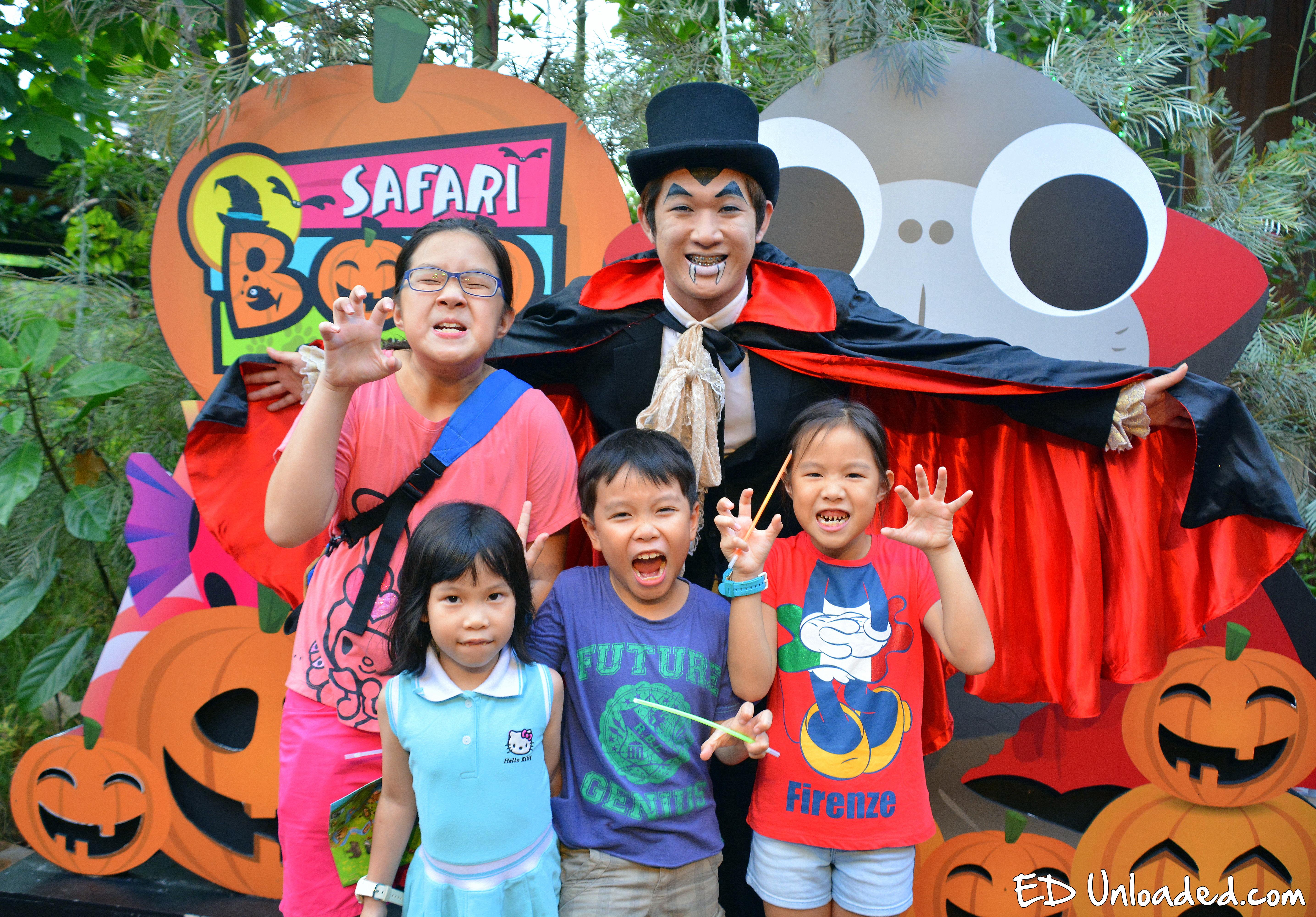 River Safari Halloween Party - Ed Unloaded.com | Parenting ...