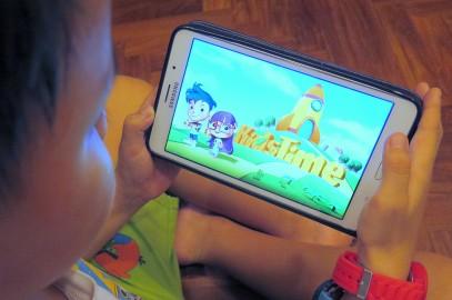 Samsung Kids TIme