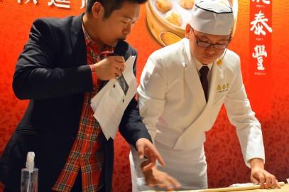 Din Tai Fung Mini Chef Workshop