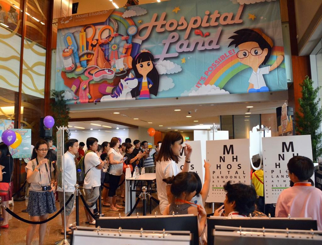 novena mount elizebeth 1024x782 Hospital Land at Mount Elizabeth Novena