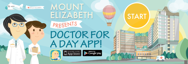 Giveaway: Doctor for a day!