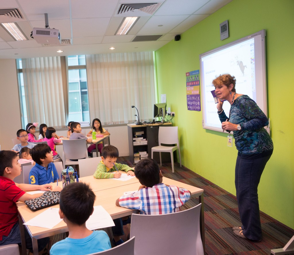 Modern English Classroom : Excelling in psle english ed unloaded parenting