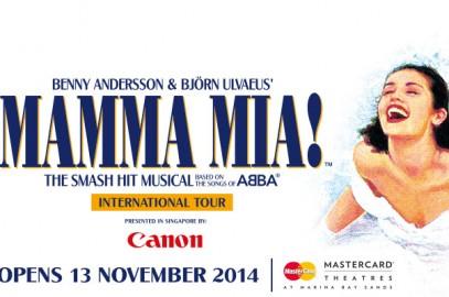 Mama Mia! The Smash Hit Musical