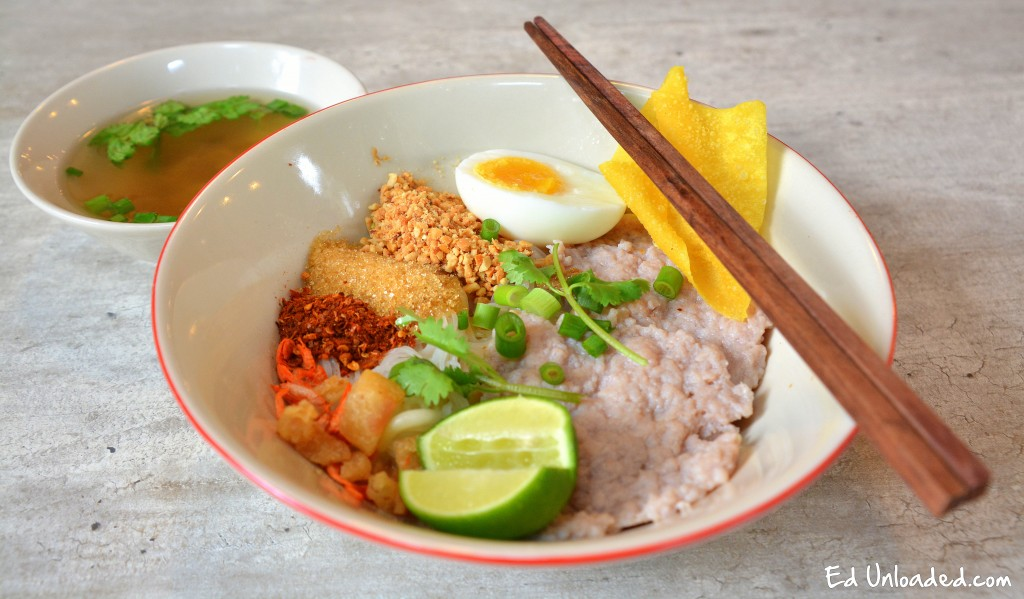 Thai stick noodle