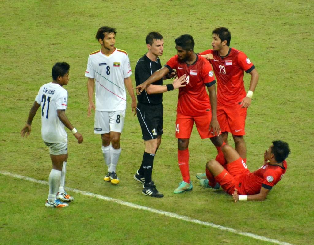 singapore soccer