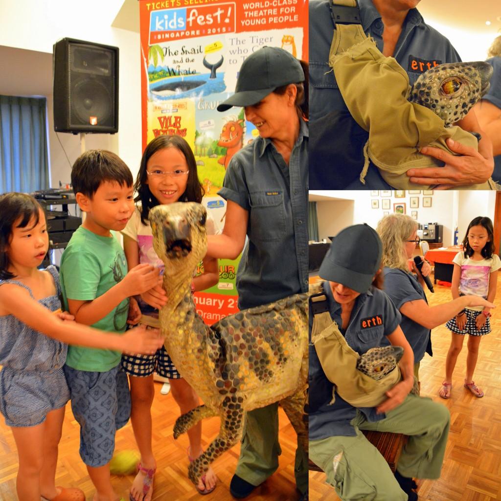 kids fest dinosaurs