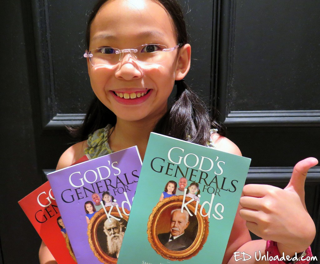 God's Generals kids