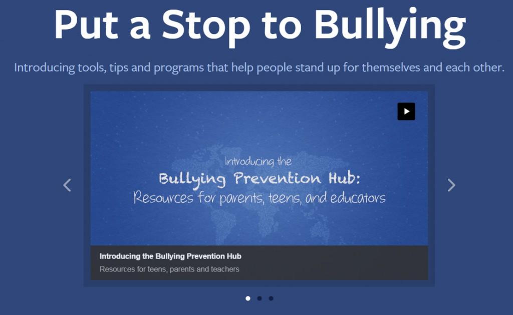 anti cyber bully prevention hub