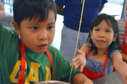 Camp Asia: Cooking Classes for Kids
