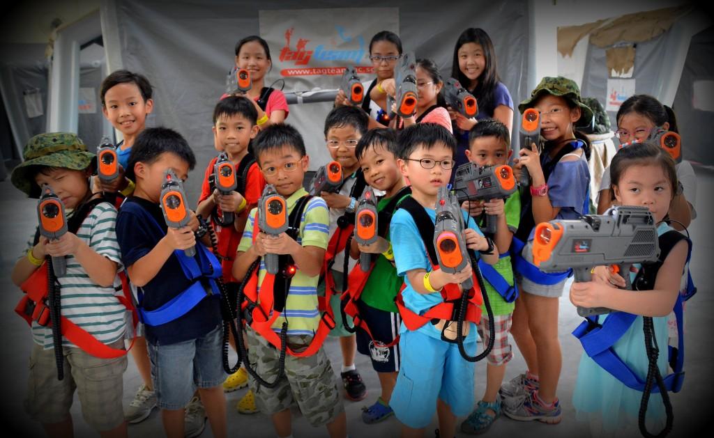laser guns kids