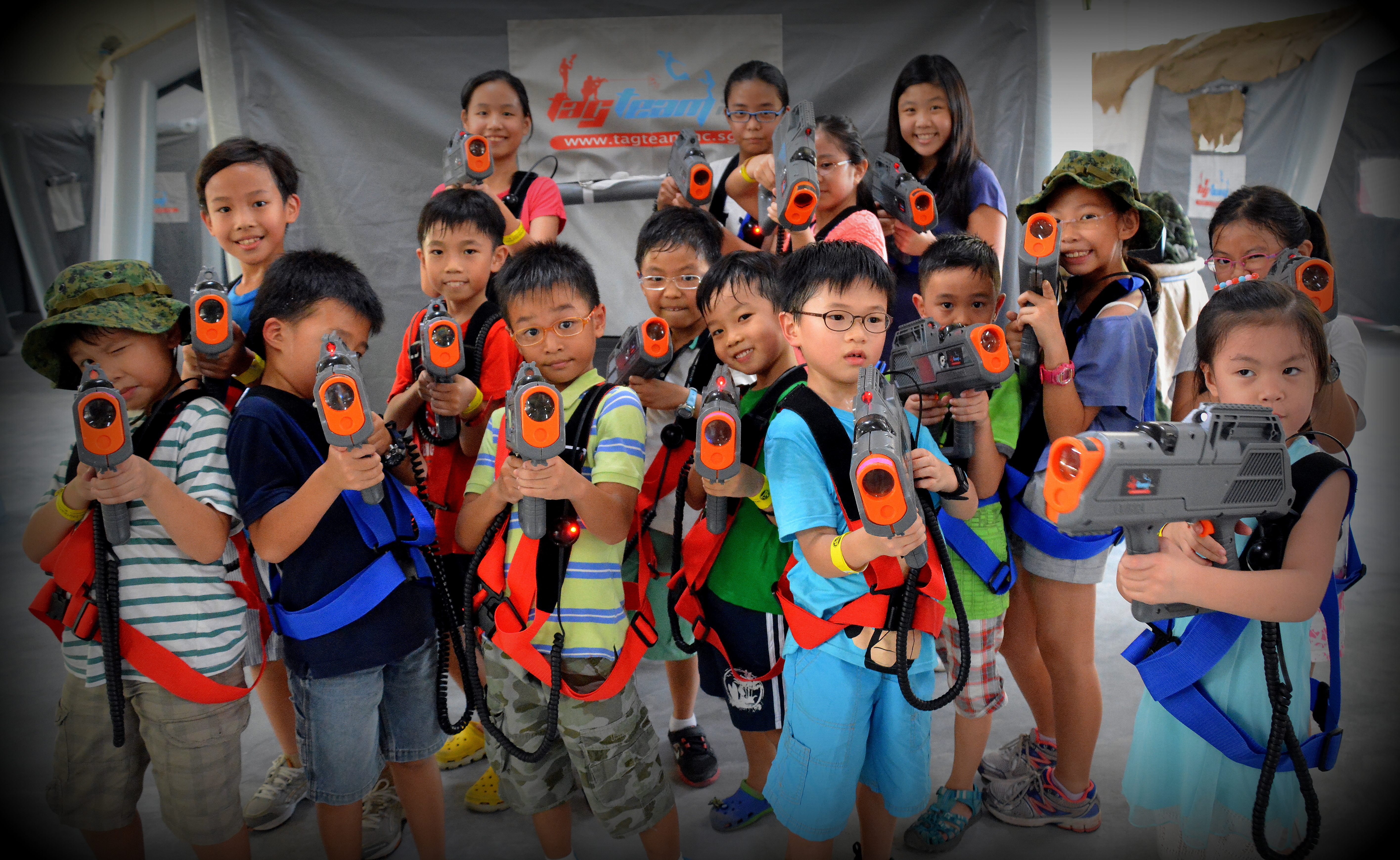 laser tag kids wwwpixsharkcom images galleries with