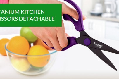 Scotch Kitchen Scissors (Giveaway)