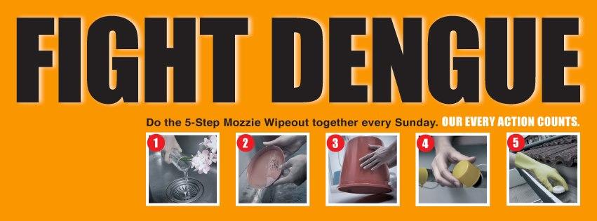 5 step mozzie wipeout