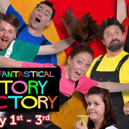 Fantastical Story Factory (Giveaway)