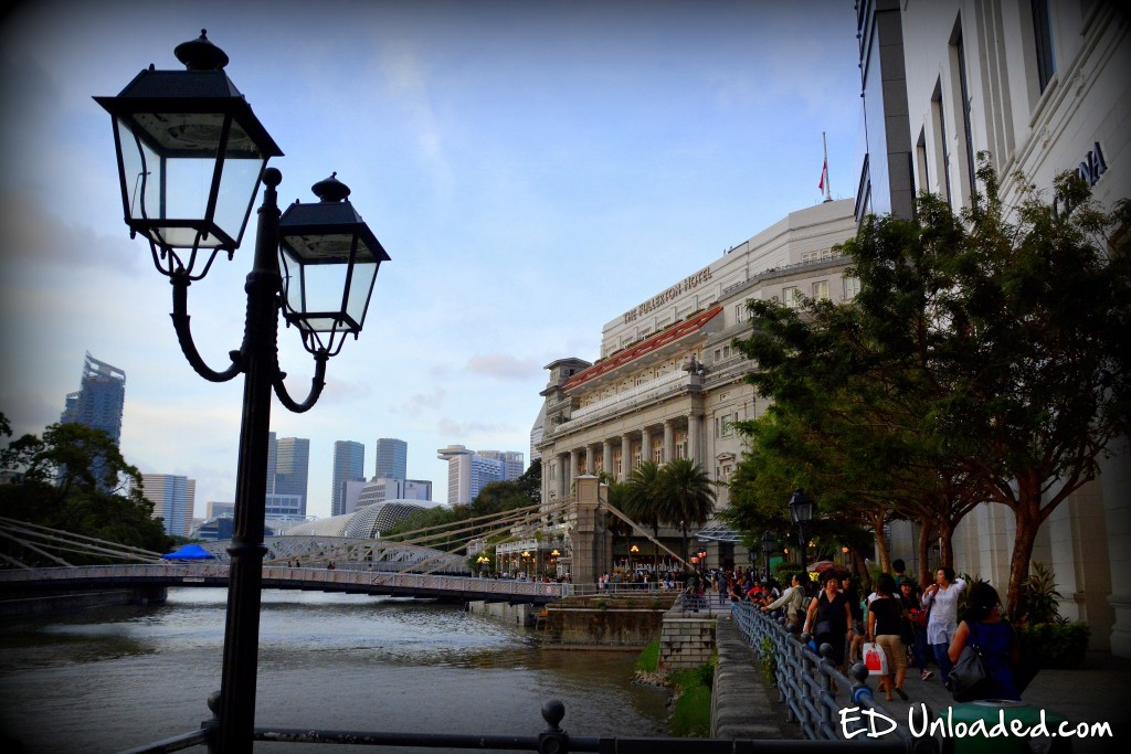 The Fullerton Hotel Singapore | The 5 Star Iconic Hotel in