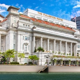 Fullerton Hotel Review