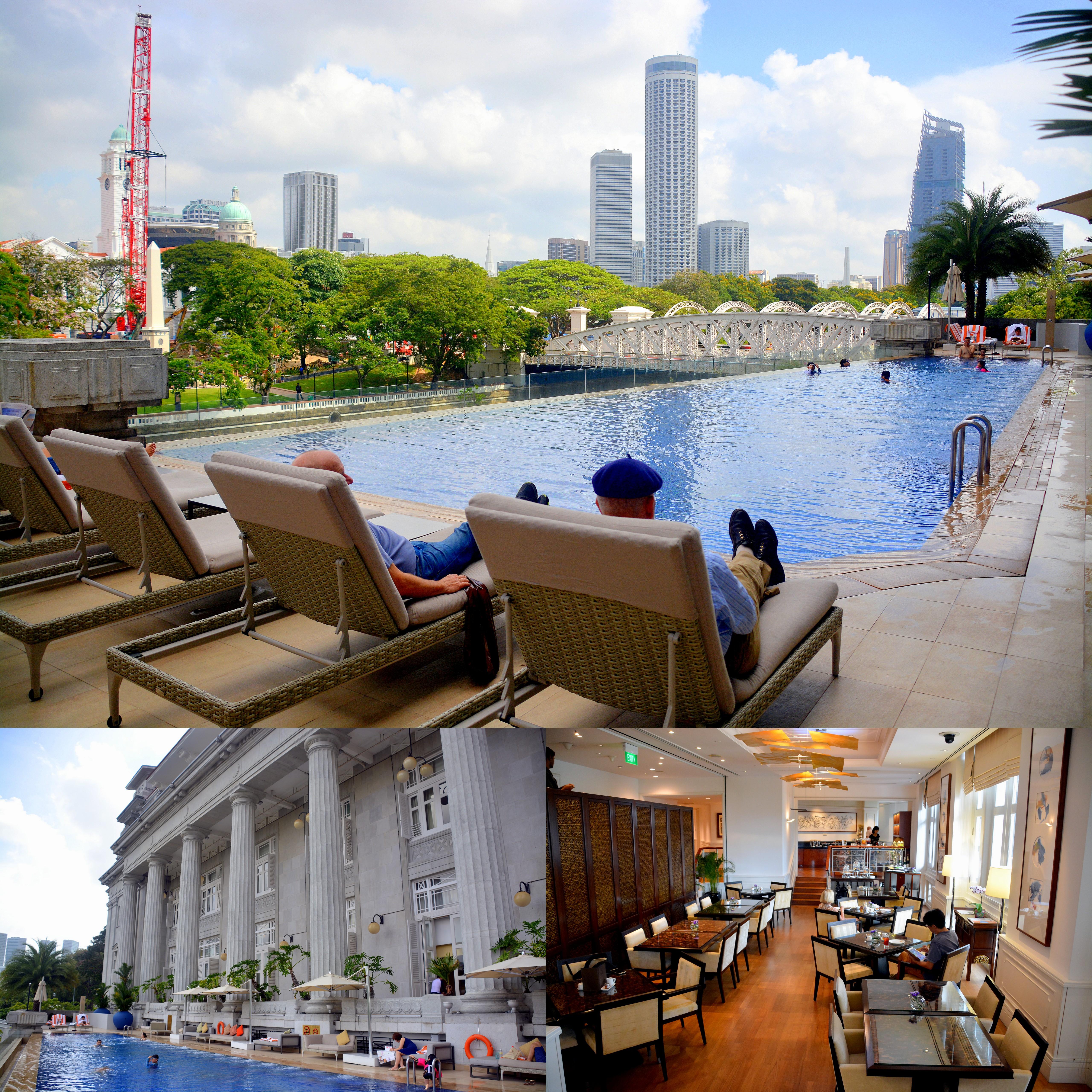 Fullerton Hotel Review Ed Parenting Lifestyle Travel Blog