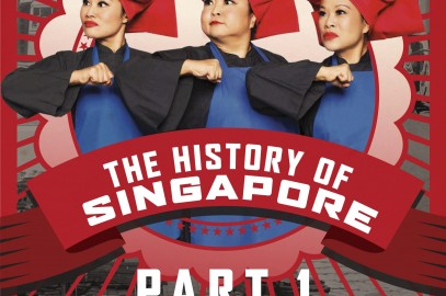 Dim Sum Dollies: The History of Singapore Part 1 (Giveaway)