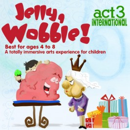 Act 3 International:  Jelly Wobble! (Giveaway)