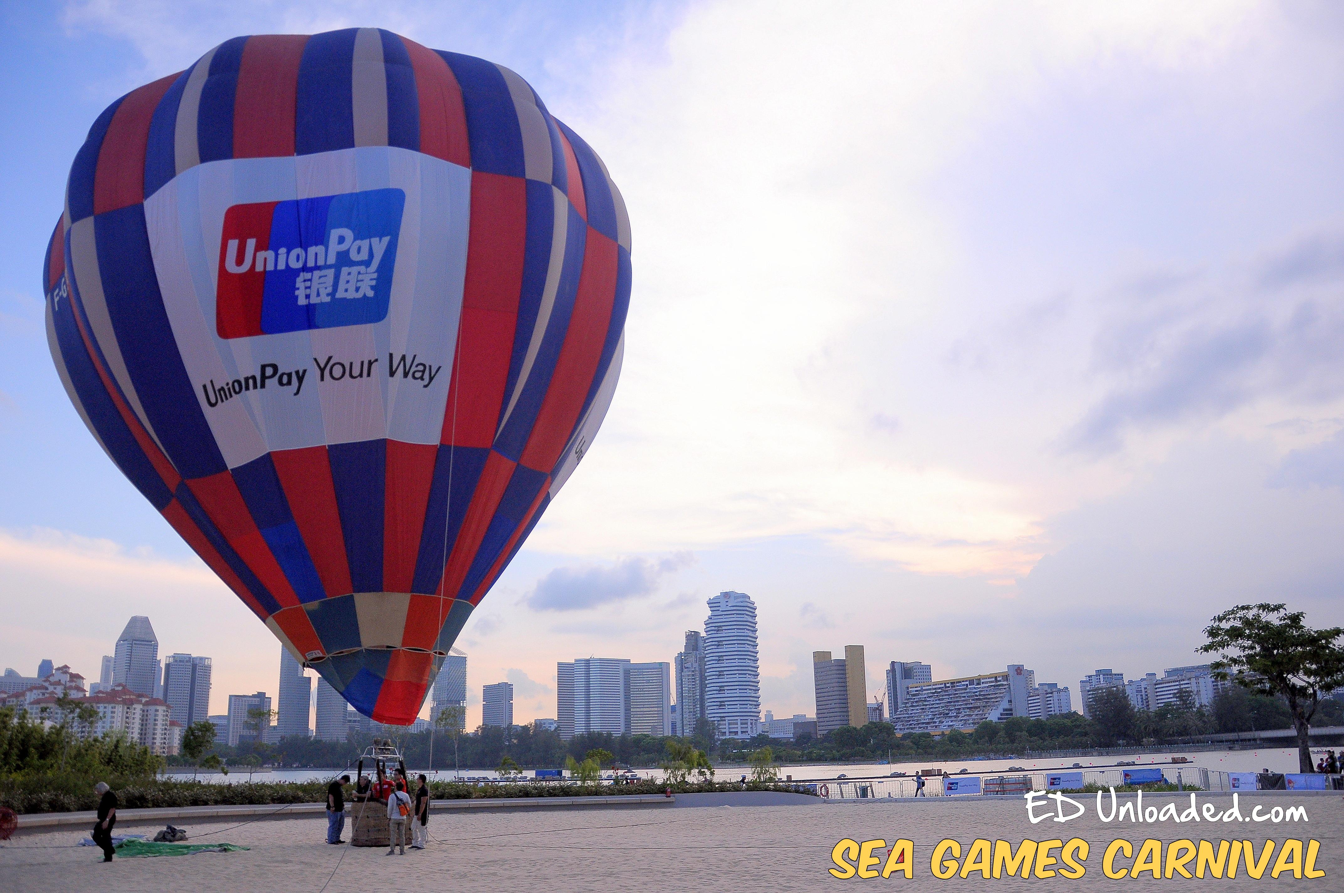 sea games carnvial