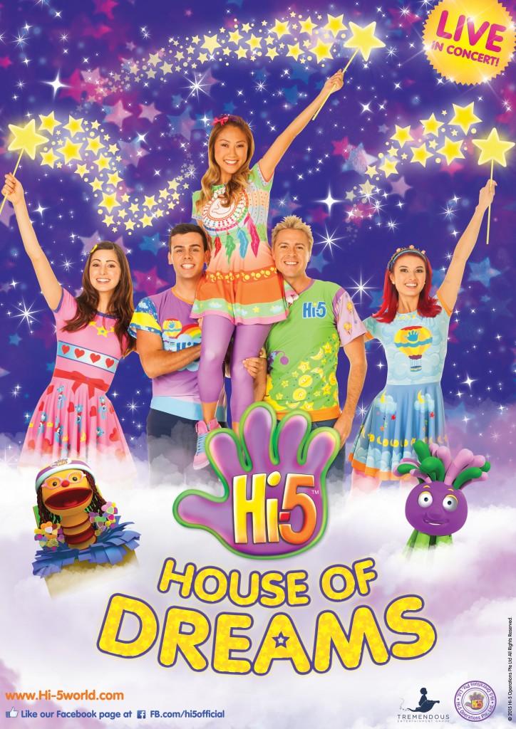 Hi5_House Of Dreams_High Res