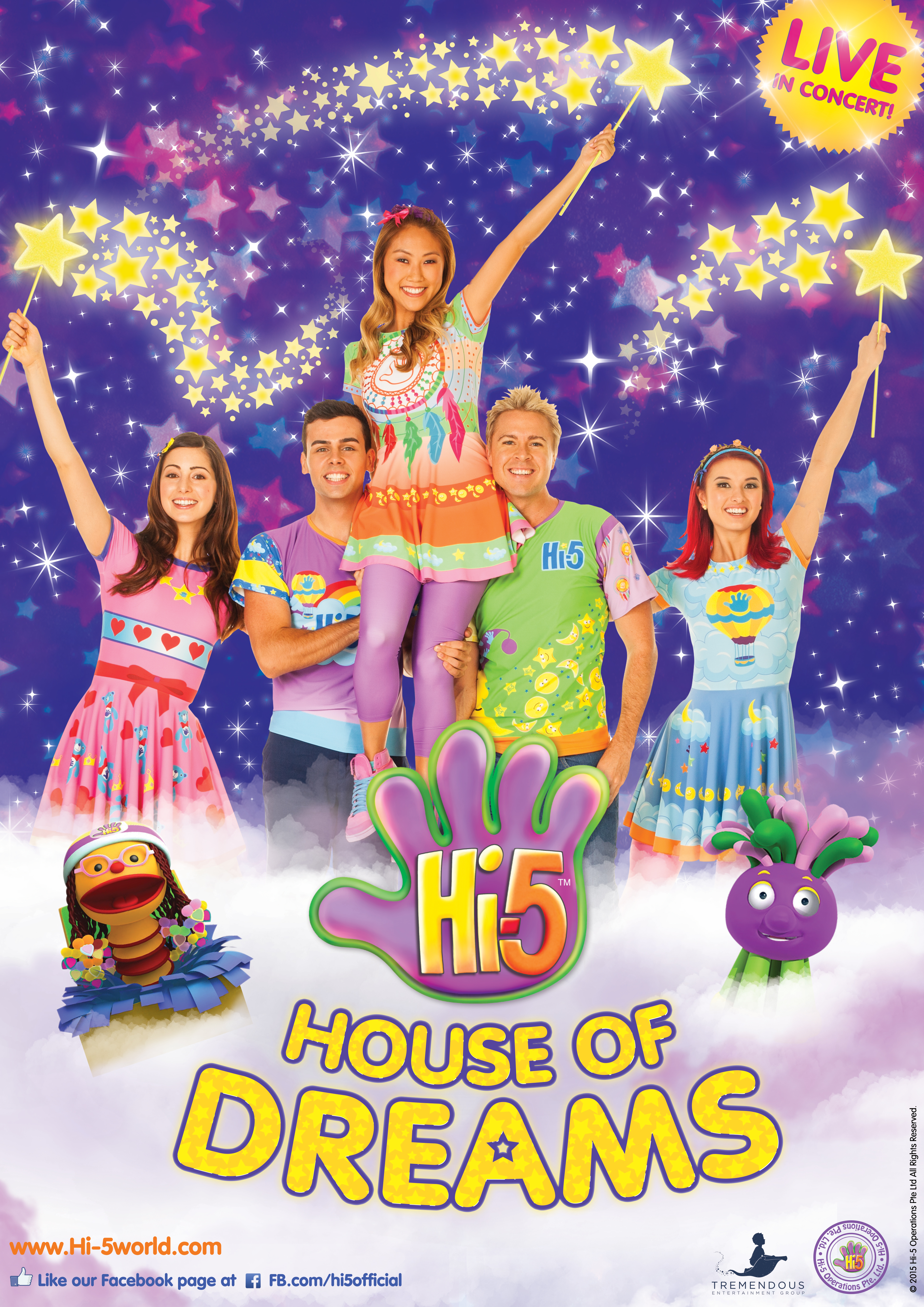 Hi 5 House Of Dreams Giveaway Ed Parenting Lifestyle Travel Blog