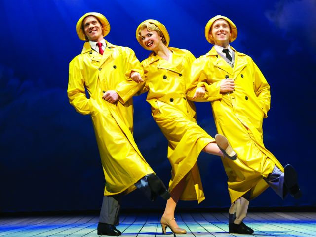 essay on Singing in the Rain Musical Review and Summary