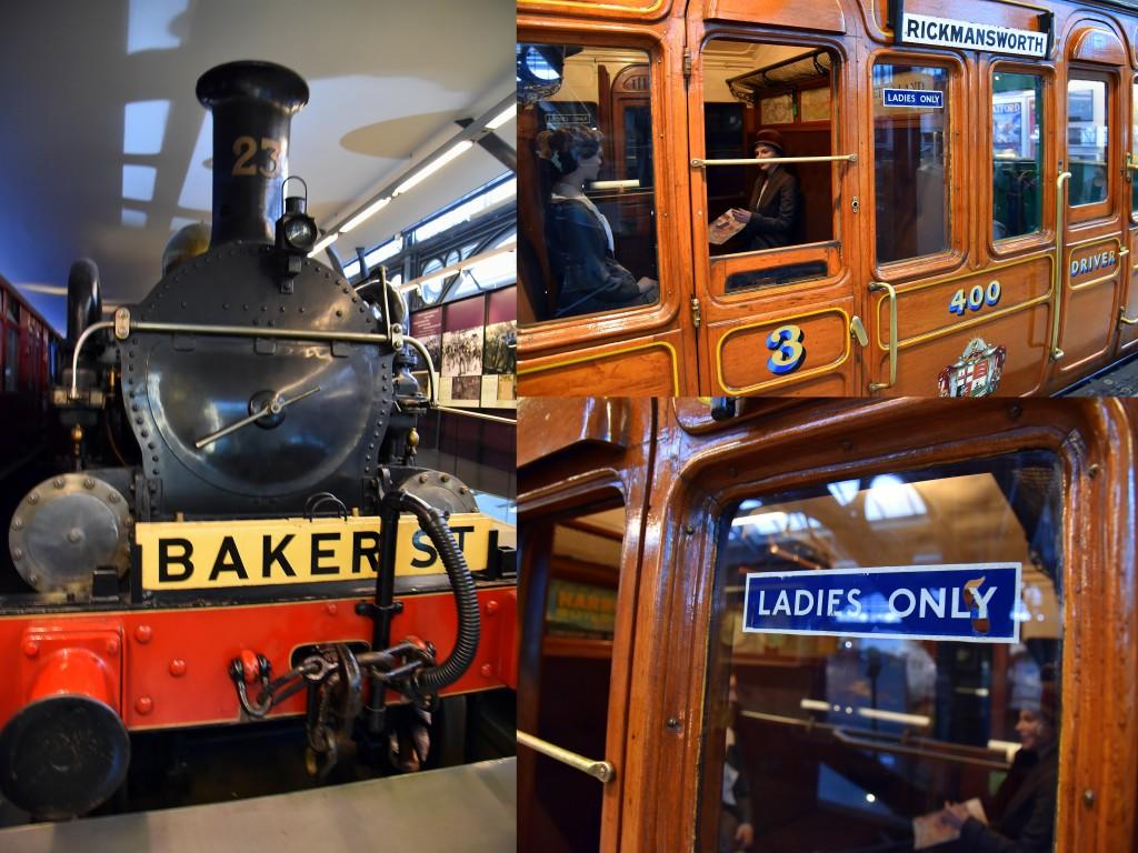 baker street train