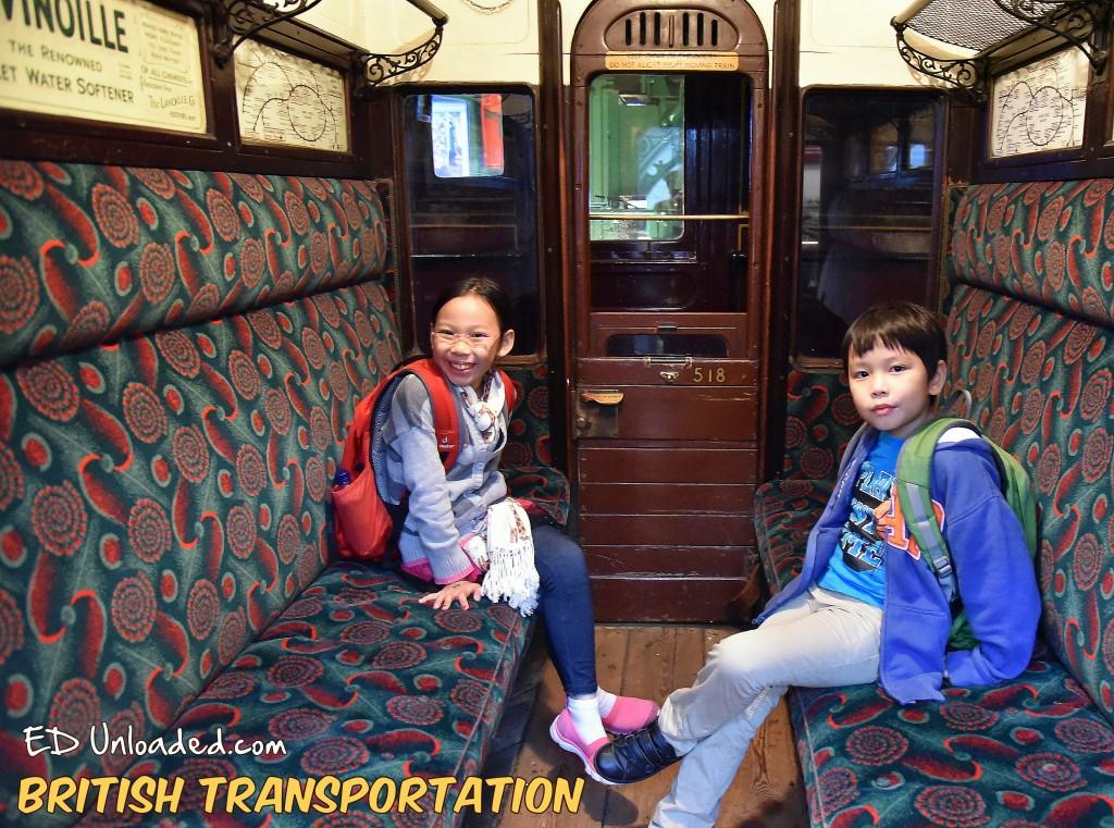 british carriage