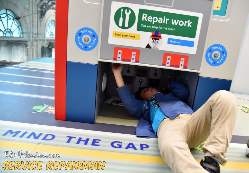 kids repairman