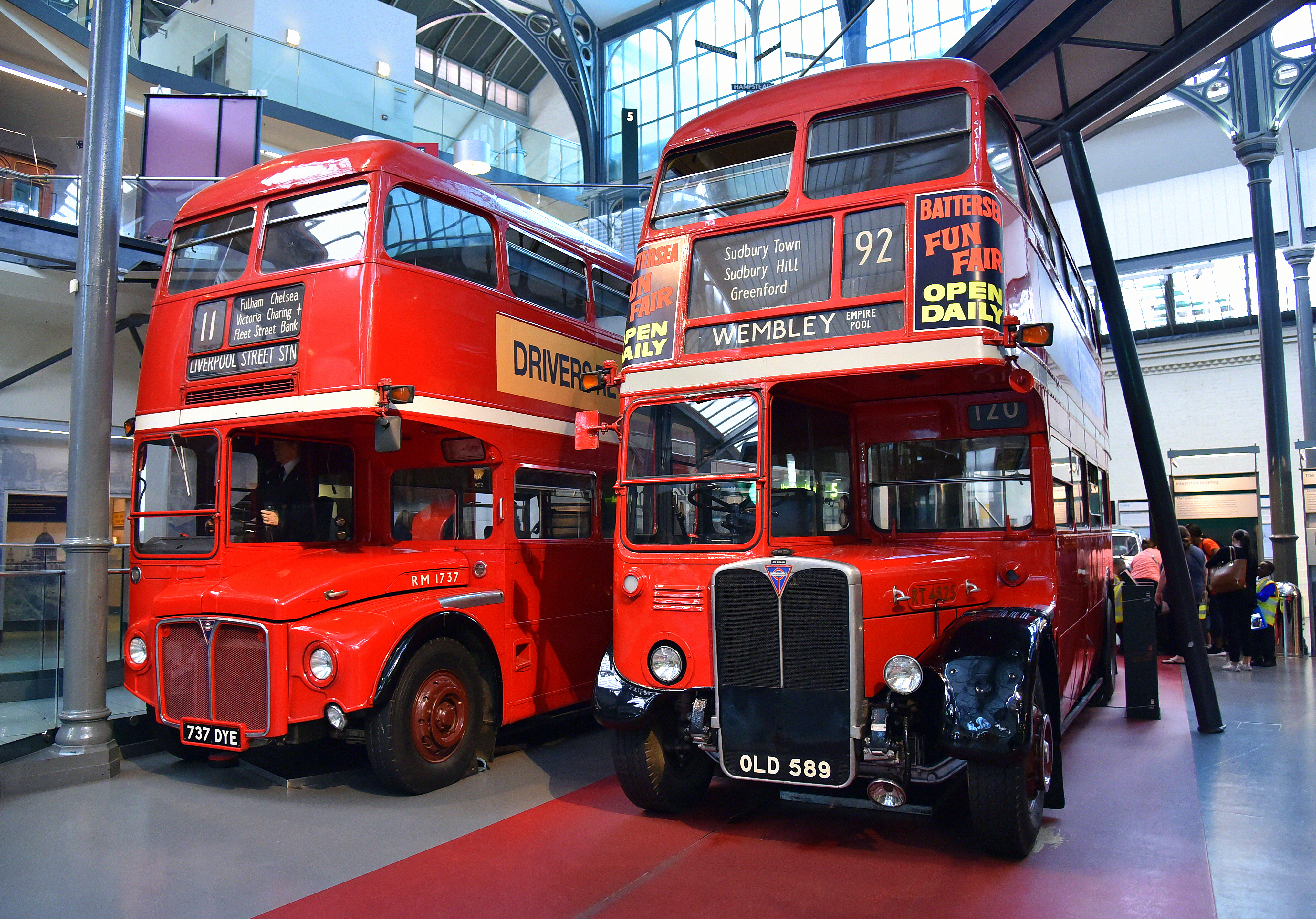 How Do London's Buses Get Their Numbers? | Londonist |London Transit Buses
