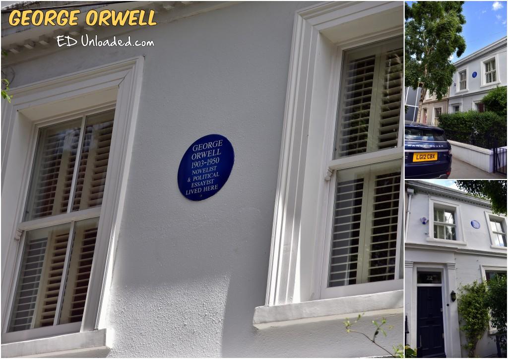 george orwell house