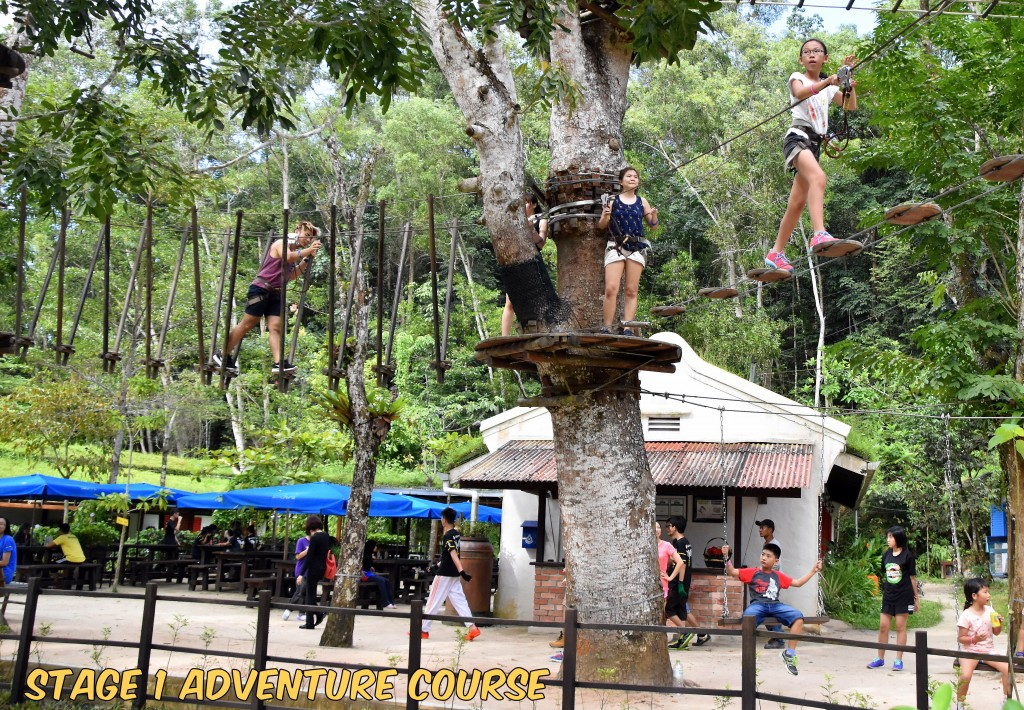 penang adventure course