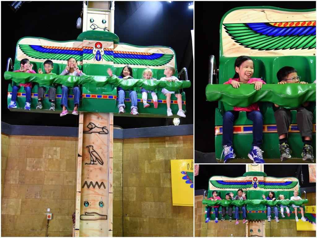 lego egypt ride