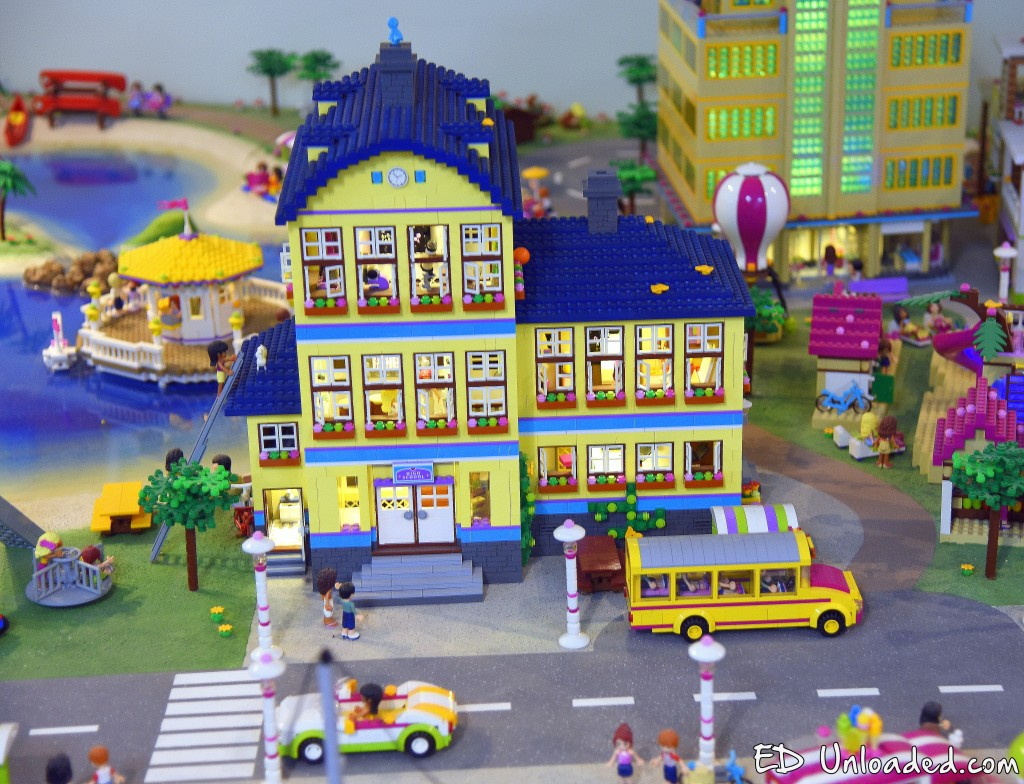 lego friends city