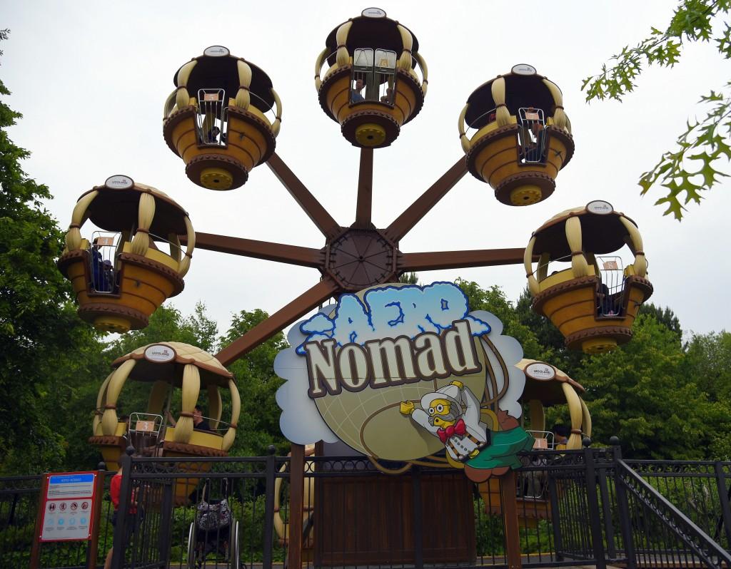 lego nomad