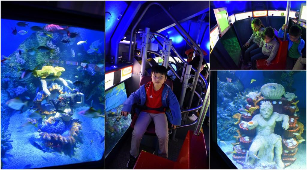 legoland submarine
