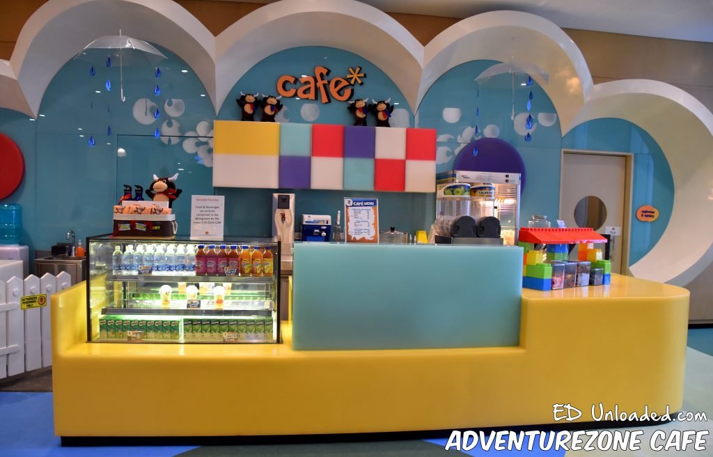 childrens cafe