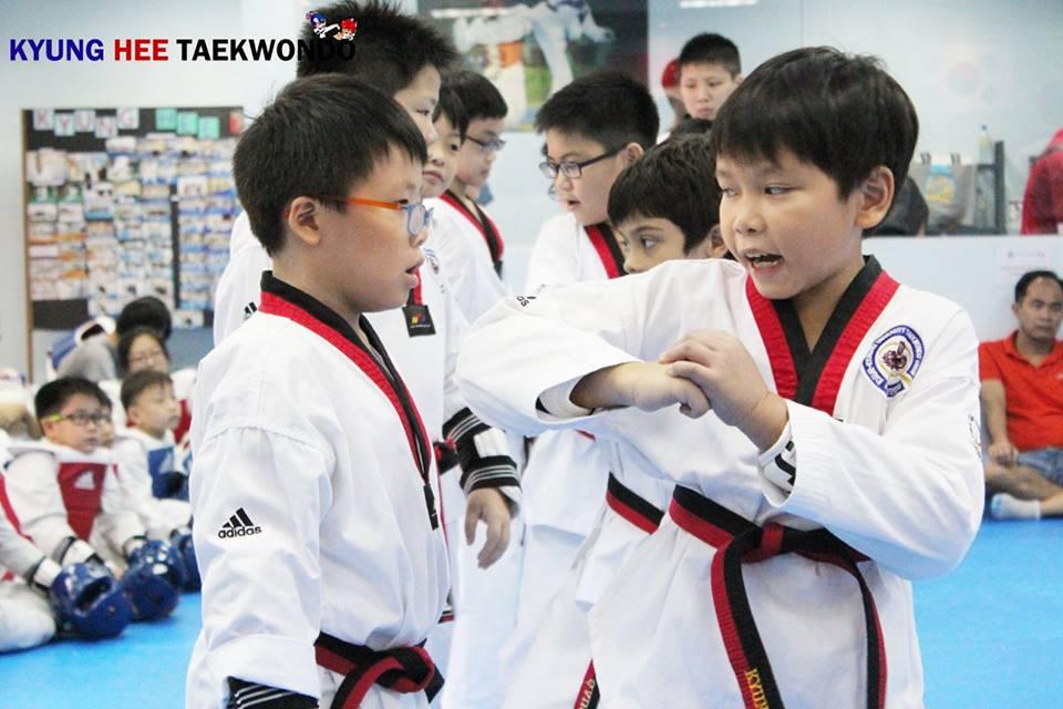 kyung hee taekwondo 1