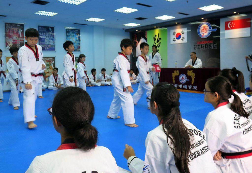 kyung hee taekwondo