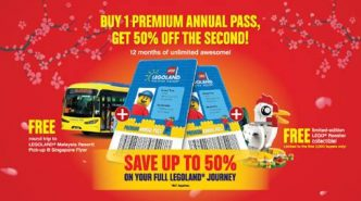 Legoland Annual Pass