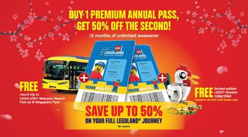 Legoland Annual Pass