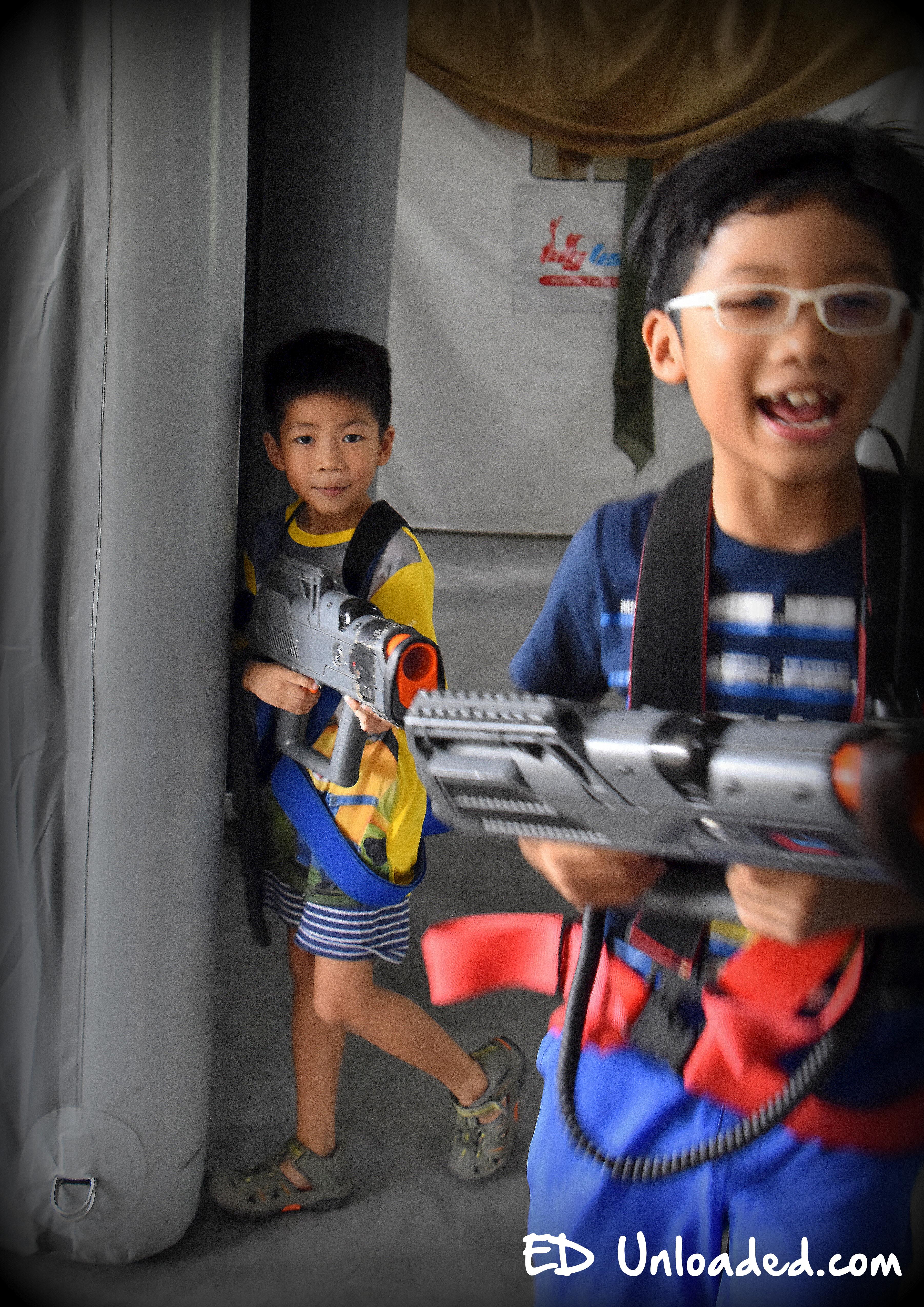 Laser Tag At Tagteam Inc  - Ed Unloaded com | Parenting, Lifestyle