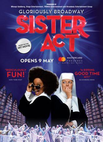 sister act musical script pdf