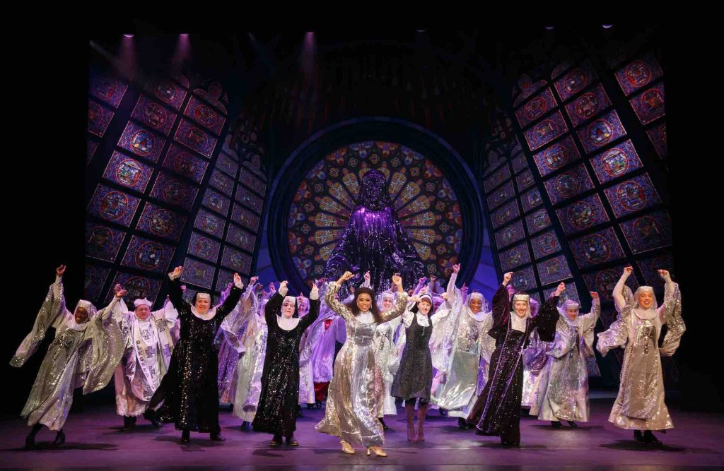 Sister act singapore